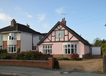 Thumbnail 3 bed detached bungalow for sale in Straight Road, Lexden, Colchester
