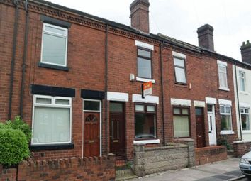 Thumbnail 2 bedroom terraced house to rent in Vivian Road, Fenton, Stoke-On-Trent