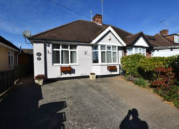 Thumbnail 2 bed semi-detached bungalow for sale in Woodmere Avenue, Watford