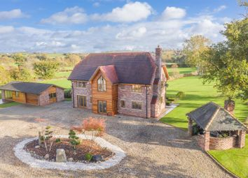 6 bed detached house for sale in Birmingham Road, Mappleborough Green, Studley B80