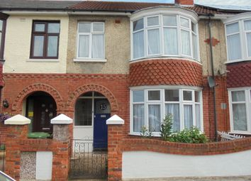 Thumbnail 3 bed terraced house to rent in Wesley Grove, Portsmouth