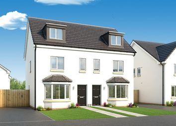 "Thumbnail 3 bed property for sale in ""The Roxburgh"" at Standford Hall, Main Street, Cambuslang, Glasgow"