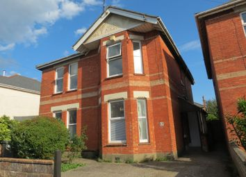 Thumbnail 3 bed flat to rent in Gerald Road, Winton, Bournemouth