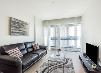 Thumbnail 1 bed flat to rent in No.1, Upper Riverside, Cutter Lane, Greenwich Peninsula