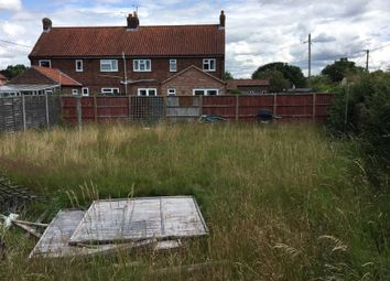Thumbnail Land for sale in Rougholme Close, Gressenhall, Dereham