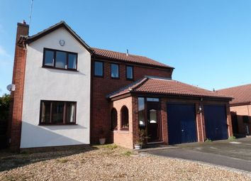 4 bed detached house for sale in Woodpecker Way, East Hunsbury, Northampton NN4