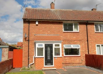 Thumbnail 2 bed semi-detached house for sale in Rookwood Road, Slatyford, Newcastle Upon Tyne