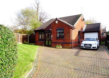 Thumbnail 2 bed bungalow for sale in Harvest Road, Macclesfield