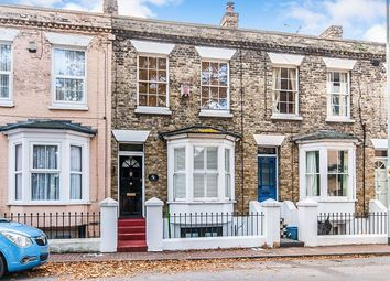 Thumbnail 3 bed terraced house to rent in High Street, St. Peters, Broadstairs