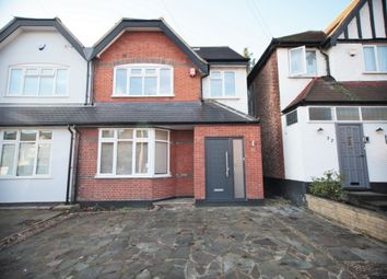 Thumbnail 6 bedroom semi-detached house to rent in Golders Rise, Hendon