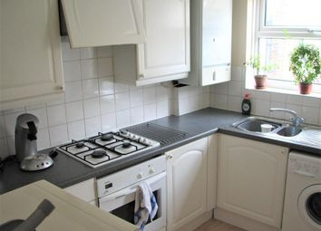 Thumbnail 1 bed flat to rent in Landor Road, Clapham North, London