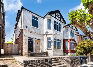 Thumbnail 3 bed flat for sale in Sevington Road, London