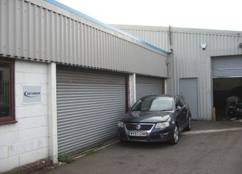 Thumbnail Warehouse to let in London Rd, West Thurrock