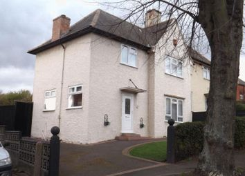 4 bed semi-detached house for sale in Serlby Rise, Nottingham NG3