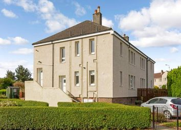 Thumbnail 2 bed flat for sale in Netherhill Crescent, Paisley, Renfrewshire, .