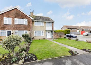 Thumbnail 3 bed end terrace house for sale in Rectory Farm Road, Sompting, Od