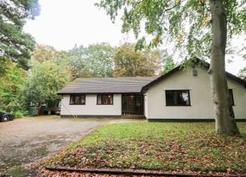 Thumbnail 4 bed detached bungalow for sale in Vyner Road South, Prenton