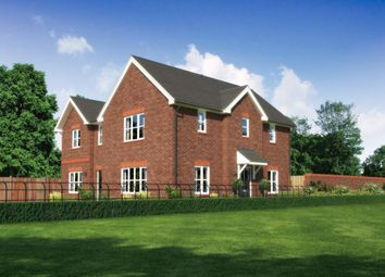 "Thumbnail 3 bed end terrace house for sale in ""Castlewellan"" at Scotchbarn Lane, Whiston, Prescot"