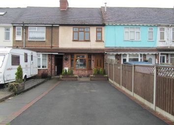 Thumbnail 2 bed terraced house for sale in Camp Hill Road, Nuneaton, Warwickshire