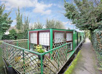 Thumbnail 2 bedroom houseboat for sale in Benbow Moorings, Benbow Waye, Uxbridge