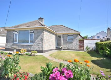 Thumbnail 3 bed detached bungalow for sale in Tregellast Close, St. Keverne, Helston