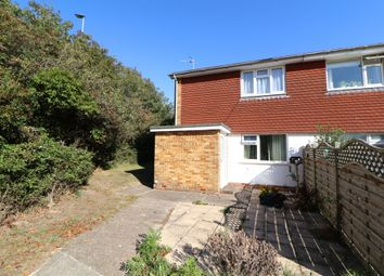 Thumbnail 1 bed flat for sale in Aberdale Road, Polegate, East Sussex