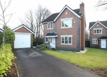 Thumbnail 4 bedroom detached house to rent in Stubbs Close, Salford, Manchester