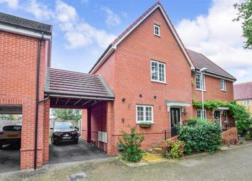 Thumbnail Semi-detached house for sale in Maplebrook Mews, Billericay, Essex