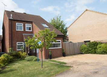 Thumbnail 3 bed detached house for sale in Annesley Close, Sawtry, Huntingdon, Cambrideshire.