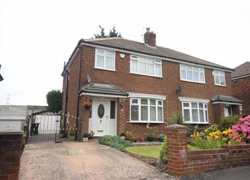 Thumbnail 3 bedroom semi-detached house for sale in Glynrene Drive, Wardley, Swinton, Manchester