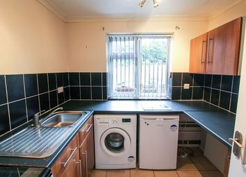 Thumbnail 1 bed flat to rent in Mcghie Street, Hednesford, Cannock