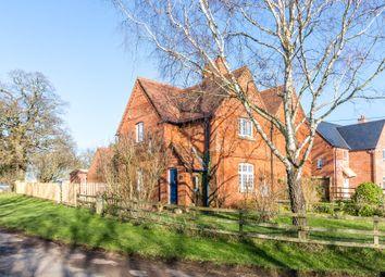 Thumbnail 2 bed semi-detached house for sale in Caldecott, Wellingborough