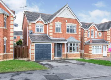 Thumbnail 4 bed detached house for sale in Orchard Grove, Maltby, Rotherham
