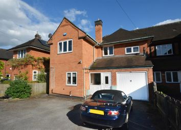 Thumbnail 4 bed semi-detached house for sale in Bar Lane, Nottingham