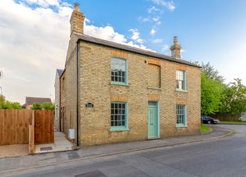 Thumbnail 4 bed detached house for sale in The Rhees, East Street, Colne, Huntingdon