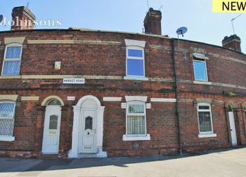 Thumbnail 3 bed terraced house for sale in Market Road, Doncaster