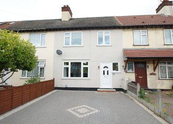 Thumbnail 3 bed terraced house for sale in Wennington Road, Rainham
