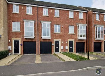 Thumbnail 4 bed town house to rent in Molyneux Square, Hampton Vale, Peterborough