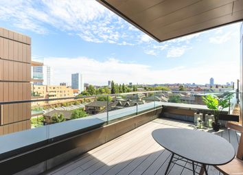 Thumbnail 3 bed flat for sale in Molten Court, Deptford Foundry