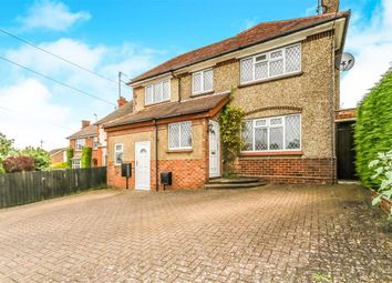 Thumbnail 4 bed detached house for sale in Northampton Road, Higham Ferrers, Rushden