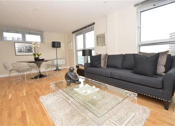 Thumbnail 3 bed flat for sale in Balmes Road, London