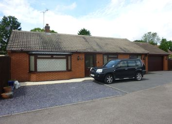 Thumbnail 2 bed detached bungalow for sale in Main Street, Newbold Verdon, Leicester