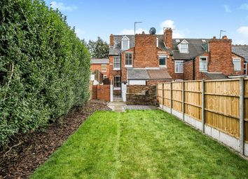 Thumbnail 3 bed end terrace house for sale in Parkhill Street, Dudley