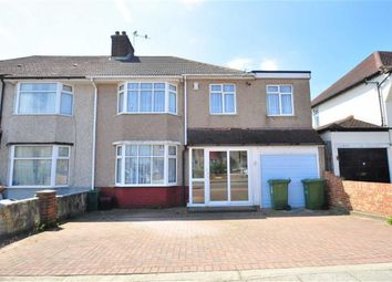 Thumbnail 5 bed semi-detached house for sale in Langdale Crescent, Bexleyheath