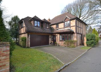 Thumbnail 5 bed detached house for sale in The Grange, Midway, Walton-On-Thames