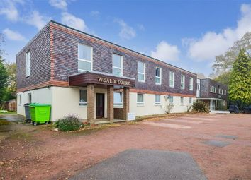 Thumbnail 2 bed flat for sale in Charing Hill, Charing, Ashford, Kent