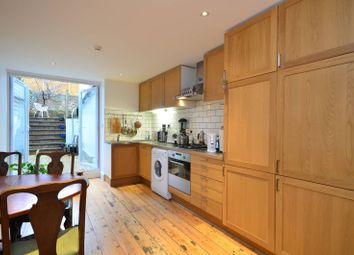 Thumbnail 3 bed maisonette to rent in Reighton Road, Clapton, London