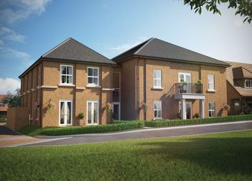 "Thumbnail 2 bedroom flat for sale in ""Grosvenor House"" at Merry Hill Road, Bushey, Hertfordshire"