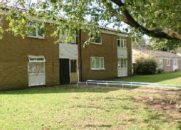 Thumbnail 2 bed flat for sale in Lakefield Close, Hall Green, Birmingham