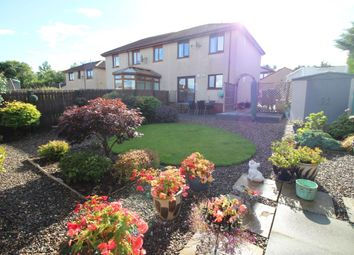 Thumbnail 3 bedroom semi-detached house for sale in Laggan Crescent, Glenrothes